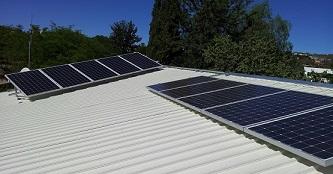 EmCon Solar panels