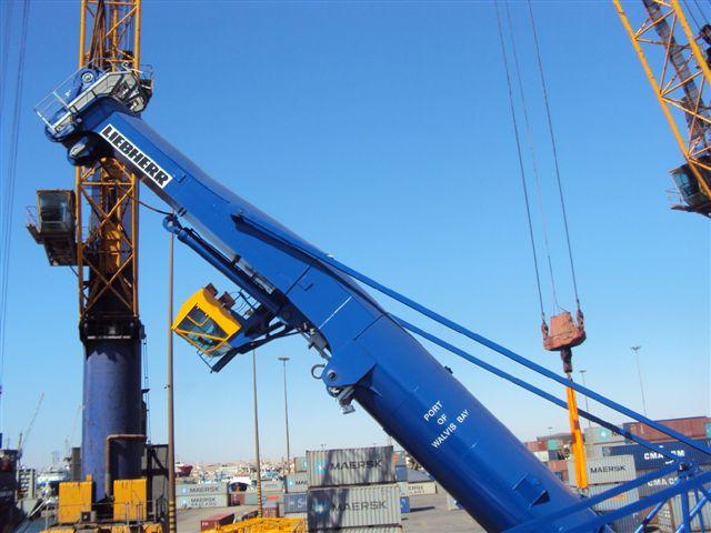 NEC Liebherr Cranes
