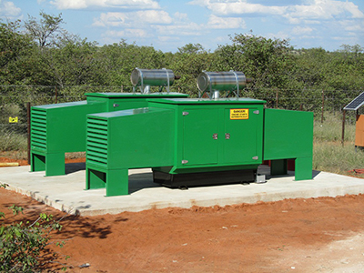 630 kVA MET HQ