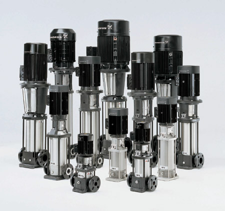 Water Pumping commercial solutions from Grundfos
