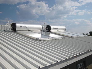 solar water heating systems domestic