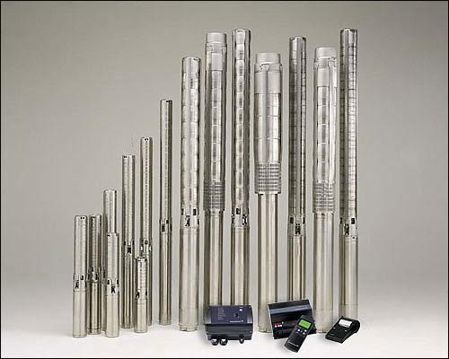 Grundfos water pumps - agricultural and domestic solutions