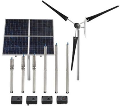 solar water pump solutions