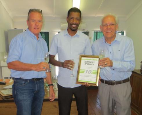 Himeezembi Mubango – 10 years