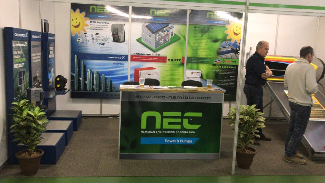 Tourism Expo NEC stand May18