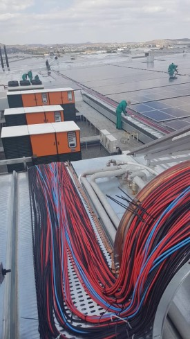 5. Fresh Produce Cable works