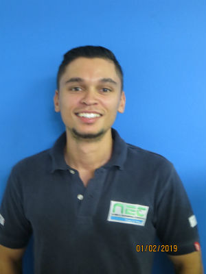 Justin Julius - Project Engineer