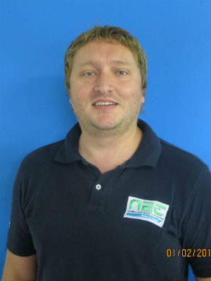Tinus Smit - Pumping Division & Contract Superisor