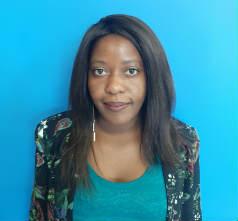 Sylvia Alwendo - Receptionist